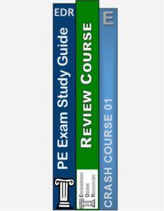 Mechanical Engineering HVAC and Refrigeration PE Exam Prep Package 06